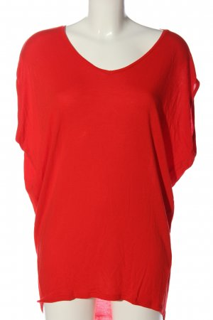 C&A Yessica Long Shirt red casual look