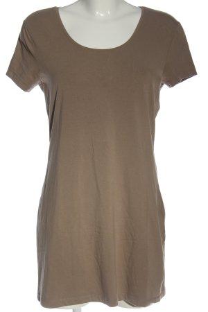 C&A Yessica Haut long brun style décontracté