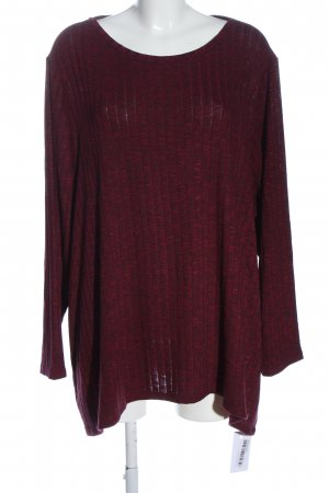 C&A Yessica Longsleeve rot meliert Casual-Look
