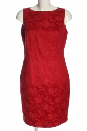 C&A Yessica Midikleid rot Allover-Druck Casual-Look
