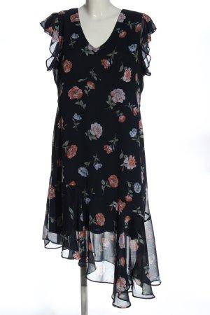 C&A Yessica Robe mi-longue imprimé allover style décontracté