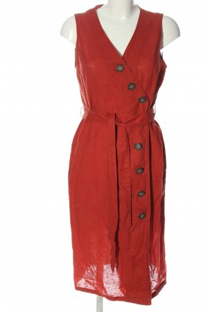 C&A Yessica Midikleid rot Casual-Look