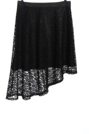 C&A Yessica Asymmetry Skirt black elegant