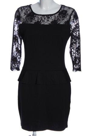 C&A Yessica Sukienka mini czarny W stylu biznesowym