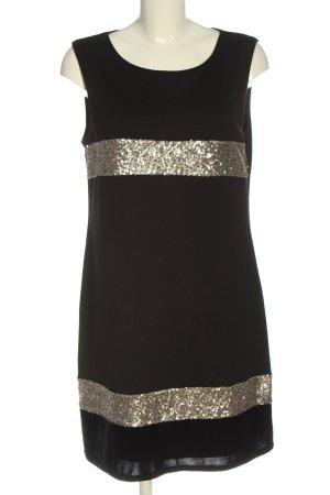 C&A Yessica Sukienka mini czarny Błyszczący