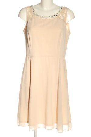 C&A Yessica Mini Dress nude casual look