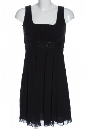 C&A Yessica Minikleid schwarz Streifenmuster Elegant