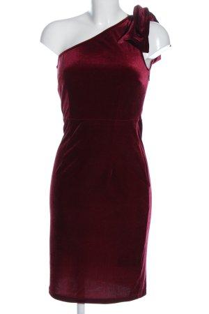 C&A Yessica Sukienka na jedno ramię czerwony Elegancki