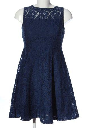 C&A Yessica Mini Dress blue mixture fibre