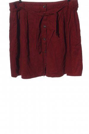 C&A Yessica Minirock rot Casual-Look