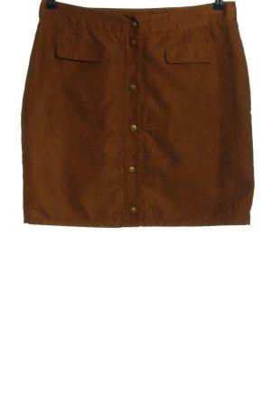C&A Yessica Spódnica mini brązowy W stylu casual