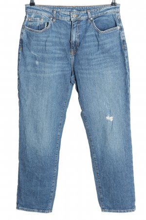 C&A Yessica Mom-Jeans blue casual look