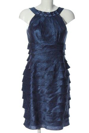C&A Yessica Robe dos-nu bleu élégant