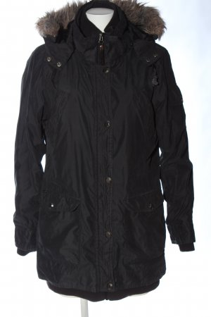 C&A Yessica Parka black casual look