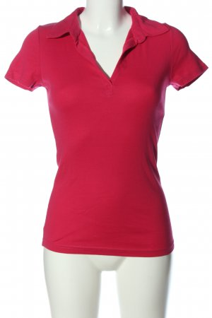 C&A Yessica Polo-Shirt pink Casual-Look