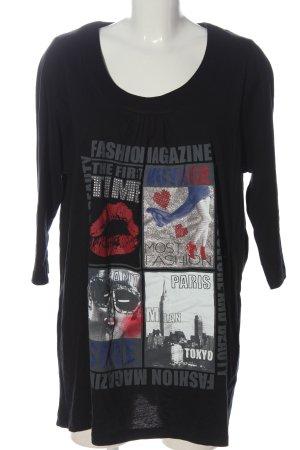 C&A Yessica Longshirt Motivdruck Elegant