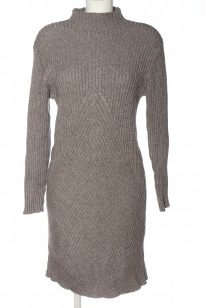 C&A Yessica Sweater Dress light grey-brown casual look