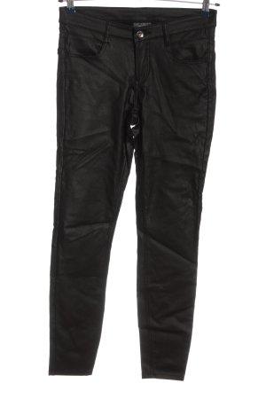 C&A Yessica Pantalon cigarette noir style décontracté