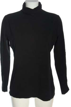C&A Yessica Turtleneck Shirt black casual look