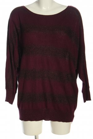 C&A Yessica Crewneck Sweater violet-purple mixture fibre