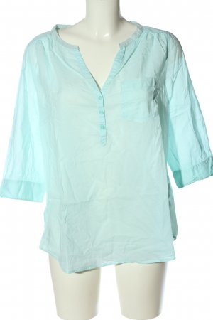 C&A Yessica Schlupf-Bluse türkis Casual-Look
