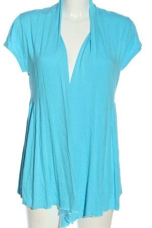 C&A Yessica Veste chemise bleu style décontracté
