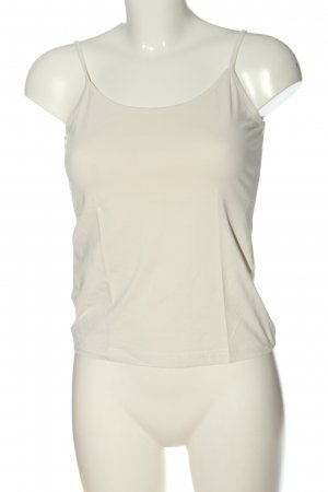 C&A Yessica Spaghetti Strap Top natural white casual look
