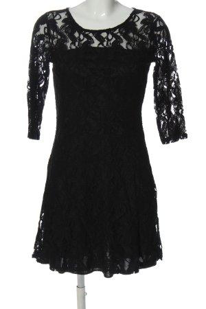 C&A Yessica Koronkowa sukienka czarny W stylu casual