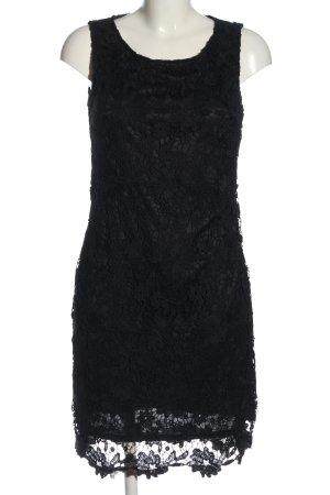 C&A Yessica Robe en dentelle noir élégant