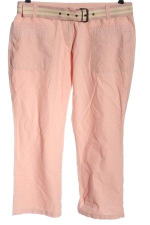 C&A Yessica Pantalon en jersey rose style décontracté