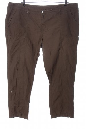 C&A Yessica Jersey Pants brown casual look