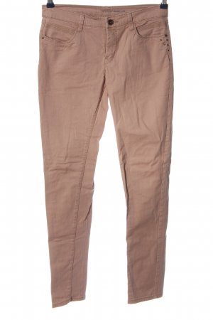C&A Yessica Pantalone jersey color carne stile casual