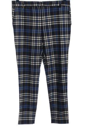 C&A Yessica Pantalon en jersey motif à carreaux style décontracté