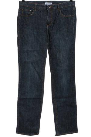 C&A Yessica Straight-Leg Jeans blau Casual-Look