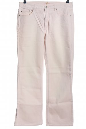 C&A Yessica Straight Leg Jeans cream casual look