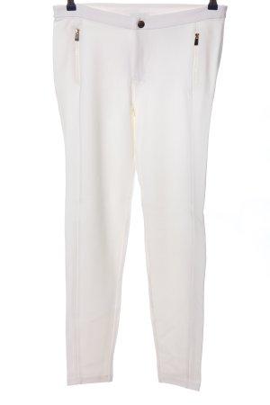 C&A Yessica Spodnie ze stretchu biały W stylu casual