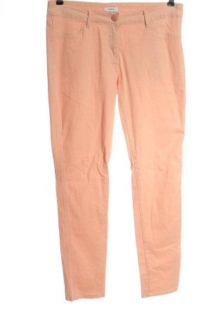 C&A Yessica Slim jeans nude gestreept patroon casual uitstraling