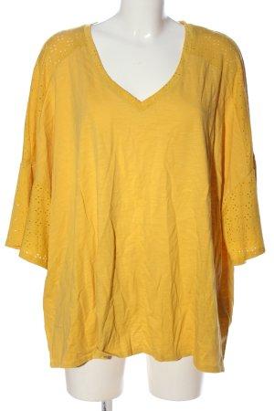 C&A Yessica Koszulka z dzianiny bladożółty W stylu casual