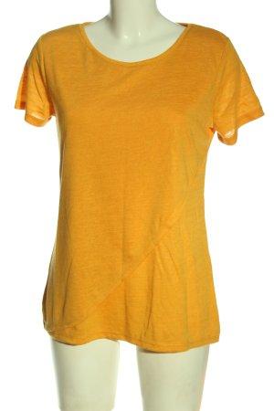 C&A Yessica Strickshirt hellorange Casual-Look
