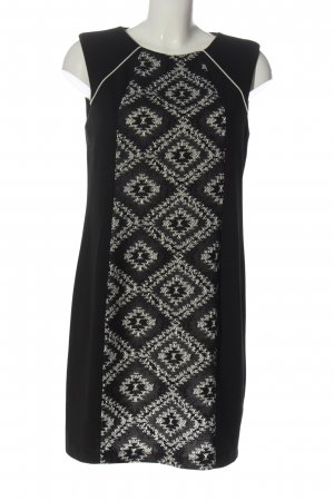 C&A Yessica Sweat Dress abstract pattern extravagant style