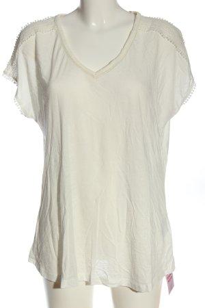 C&A Yessica T-shirt blanc style décontracté