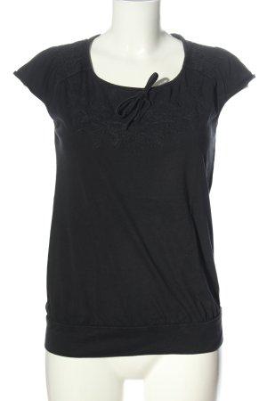 C&A Yessica T-Shirt schwarz Casual-Look