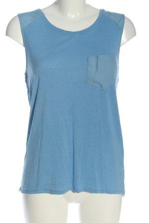 C&A Yessica Tanktop blau Casual-Look