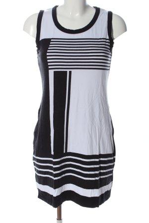 C&A Yessica Trägerkleid weiß-schwarz Streifenmuster Casual-Look