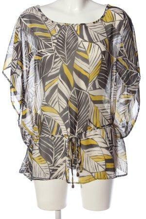 C&A Yessica Transparentna bluzka Na całej powierzchni W stylu casual