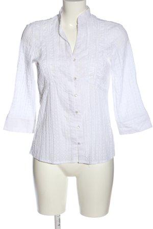 C&A Yessica Transparentna bluzka biały W stylu casual