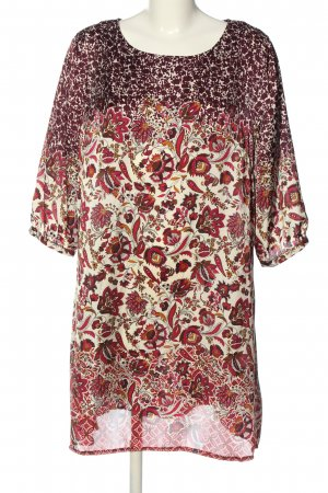 C&A Yessica Tunic Blouse mixed pattern casual look