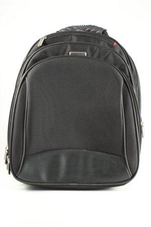 c.comberti Notebookrucksack schwarz Casual-Look