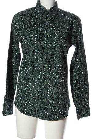 c.doux Shirt met lange mouwen volledige print casual uitstraling