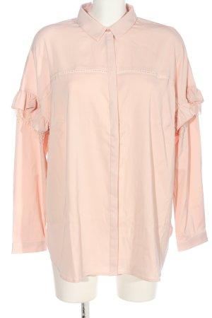 C'est Paris Shirt Blouse pink casual look